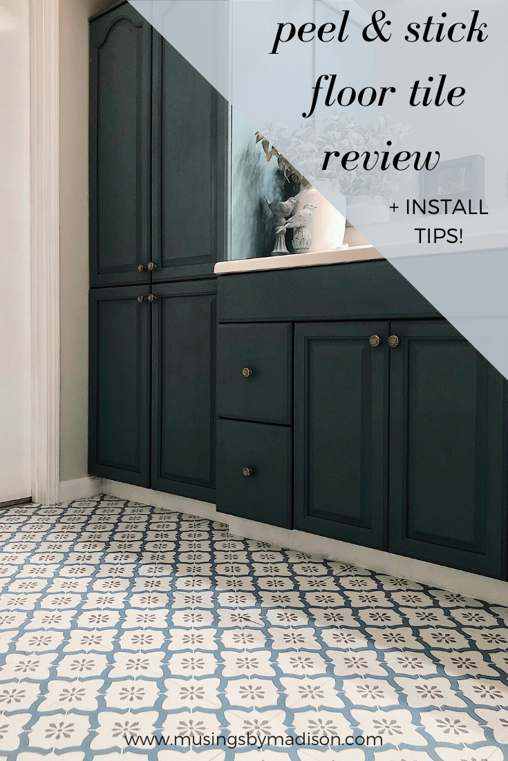 Floorpops Peel Stick Vinyl Floor Tiles Review Tips Home Decor Blog